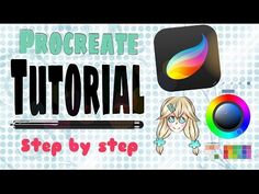 Procreate tutorial step by step - YouTube