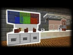 Minecraft - How to make a Slush Machine. This is my Minecraft Slush Machine. This Slush Machine would look really good to have in your minecraft store or in . Minecraft Mansion, Minecraft City, Minecraft Room, Minecraft Plans, Minecraft Tutorial, Minecraft Furniture, Easy Minecraft House Designs, Easy Minecraft Houses, Minecraft Houses Blueprints