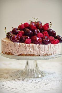Chit Chat Chomp: Happy Birthday Big Sis! Big Sis, Sorbet, Serving Bowls, Happy Birthday, Ice Cream, Friday, Tableware, Food, Raspberries