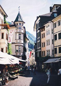 Bolzano, Italian Alps. My home away from home