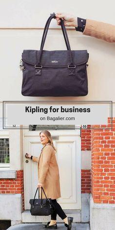 Kipling for Business on Bagalier.com now on sale at 77,50€ #