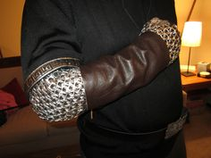 Chainmail from Soda Tabs... Geek gift or little boys who want to slay dragons