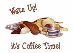Funny Morning Coffee Clip Art | Good Morning Orkut Scraps & Good Morning Orkut Greetings!