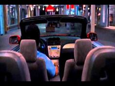 """""""Observe and Report"""" scene - Dennis at the wheel"""