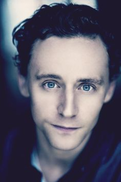 Tom Hiddleston! Those eyes!