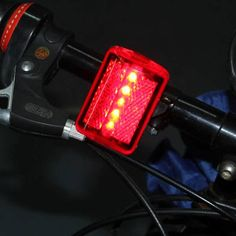 5 LED Bike Tail Light Bicycle Red Flash Light Rear Lamp 7 Mode  Worldwide delivery. Original best quality product for 70% of it's real price. Buying this product is extra profitable, because we have good production source. 1 day products dispatch from warehouse. Fast & reliable...