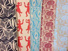 Pattern Paper, Annie, British, Artists, Printed, Prints, Artist