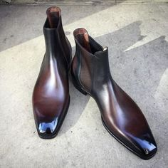 """The """"Burnham"""" on the TG 73 last. Order yours directly via sales - Luis Marques - - The """"Burnham"""" on the TG 73 last. Order yours directly via sales - Luis Marques Men's Shoes, Shoe Boots, Dress Shoes, Dress Clothes, Formal Shoes, Casual Shoes, Formal Wear, Gentleman Shoes, Gentleman Style"""