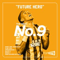 Hull City A. seem to have found themselves a future hero in Abel Hernandez. Hull City, Premier League, Join, Hero, Football, Goals, Group, Future, Soccer