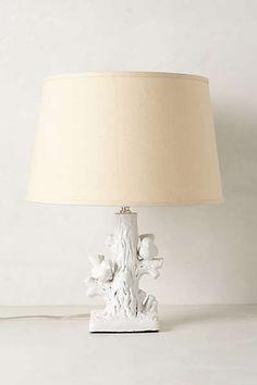 Woodland Post Lamp Base