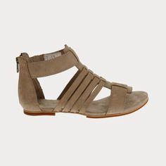 #CatFootwear Women's Tanga sandal in Simply Taupe, $70 #SS15