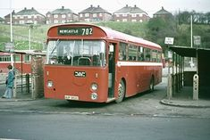 Northern General HUP is a Leyland Leopard with Weymann bodywork fitted with 49 semi-coach seats. New in 1965 as Sunderland District it is seen in Chester-le-Street Bus Station. North East England, Bus Station, Durham, Chester, Newcastle, Childhood Memories, River, Photos, Pictures
