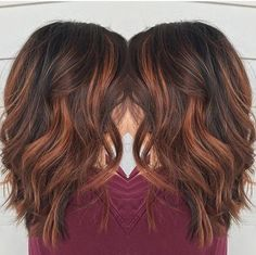 Stunning fall hair colors ideas for brunettes 2017 37
