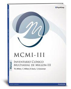 MCMI-III : inventario clínico multiaxial de Millon-III : manual