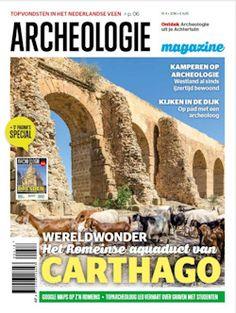 Proefabonnement: 2x Archeologie Magazine € 9,50: Archeologie Magazine…