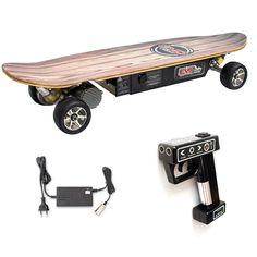 Skate électrique Street 600 -  #longboard   #esk8