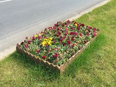 Wood Plastic Composite(WPC) - Flower box beauty the city - Huangshan Huasu New Material Science & Technology Co.,Ltd.