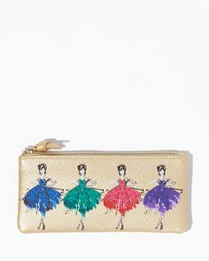 charming charlie | Painted Lady Mini Pouch #charmingcharlie