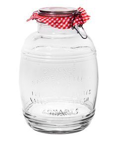 Take a look at this Kleins Bail & Trigger Cookie Jar by Home Essentials and Beyond on #zulily today!