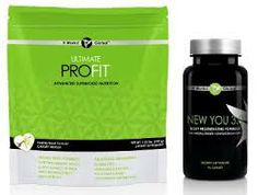 Fight back against the hands of time by naturally  stimulating and supporting your body's own human growth hormone production with It Works! New You.