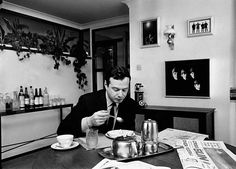 Manager «The Beatles» Brian Epstein. It was his perseverance and faith in the future runaway success helped «The Beatles» to take the first important steps to this popularity. Brian Epstein died at age 32 in 1967 from an accidental overdose of sleeping pills.
