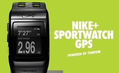 Nike+ SportWatch GPS watches
