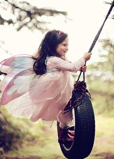 Love the fairy outfit :)