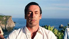 New trending GIF on Giphy. mad men jon hamm amc don draper peaceful meditate meditating at peace. Follow Me CooliPhone6Case on Twitter Facebook Google Instagram LinkedIn Blogger Tumblr Youtube