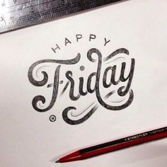 Every day should be Friday