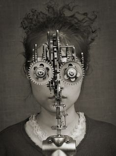 Clockwork eyes  by ~mickryan  Photography / Conceptual