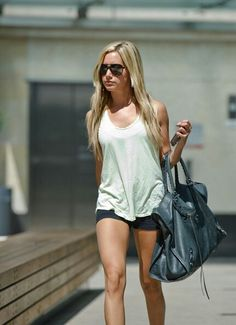 Fitness outfit.