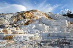 Mammoth Hot Springs - Bing Images