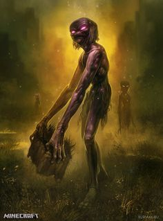 майнкрафт ужасы 6