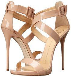 Giuseppe Zanotti Women's Cross-Strap Dress Sandal, on sale here: rstyle.me/~5Z3Q4Sandal: