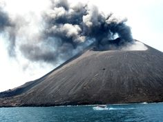 Krakatoa Krakatau Volcano | Krakatoa (Krakatau) Volcano Day Trip or Camping