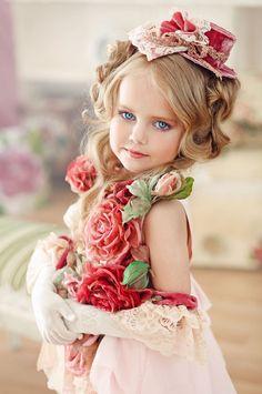 Fashion Kids. Модели. ♥Анастасия Оруб♥ 6 лет
