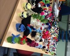"""@AgeUKSuffolk """"The wonderful ladies in our finance office have knitted over 300 @innocentdrinks #BigKnit Hats @age_uk"""""""