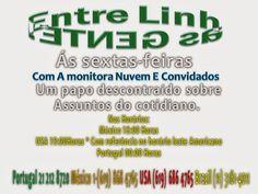 Chat Brasil Brasil (11) 3181-4011  USA (619) 868 4765 PORTUGAL 21 212 8720 MÉXICO (1-619) 868 4765  : SÓ AQUI!!! ENTRE LINHAS, ENTRE GENTE! *** COM ELA ...