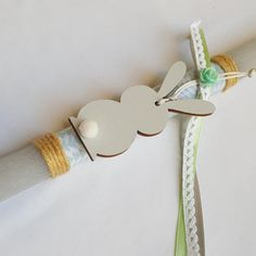 Greek Easter Candles / Lampades / EASTER CANDLE / LAMPADA