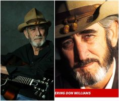 Texas native andCountry singerDon Williams is dead.A press release from the singers PR team confirms his death after a short illness saying that funeral arrangements are pending. He was 78 years old.  Don Williams who forged his own musical identity in the 1970s with a unique and low-key style of country that earned him the nickname The Gentle Giant began his music career in the 1960s had 17 number one country hits with his biggest hit I Believe in You reaching the top of the country charts…