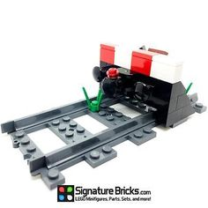 Lego city #train buffer end #track for 7938 7939 60051 60052 #railway,  View more on the LINK: 	http://www.zeppy.io/product/gb/2/221851505084/