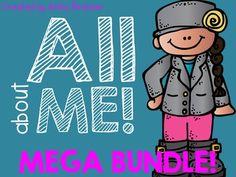 All About Me! MEGA Bundle Pack