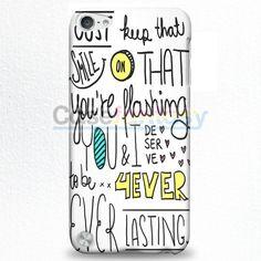 Emblem3 Chloe Lyric Cover iPod Touch 5 Case | casefantasy