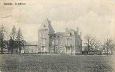 Hamois - Schaltin - Le Château - Petite Déchirure