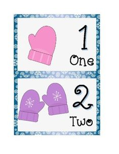 Mitten Counting