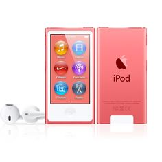 iPod nano - pink….can i trade in my ancient one? i need bluetooth headphones now too