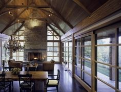 architecture . modern rustic design . TruexCullins Architecture + Interior Design