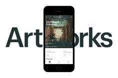 Artworks Identity  ○ Studio: Kurppa Hosk  ○ Location: Sweden  ○ Client: Artworks  ↪