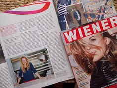 Article about Vianina in Wiener! Happy New Home, Nina Simone, Medieval Town, City Maps, Bavaria, Growing Up, Illustration, Memories, Graphic Design