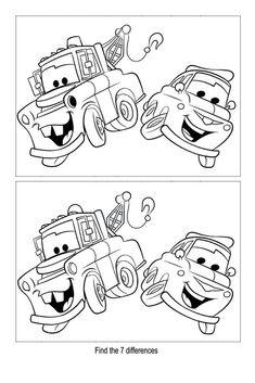 Find The Difference ile ilgili görsel sonucu Educational Activities, Preschool Activities, Find The Difference Pictures, Find The Differences Games, Hidden Picture Games, Kindergarten Special Education, Creative Activities For Kids, Hidden Pictures, Picture Puzzles